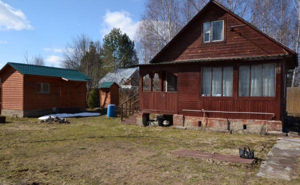 Дачный дом с баней на зем.участке 7,5 сот. СНТ